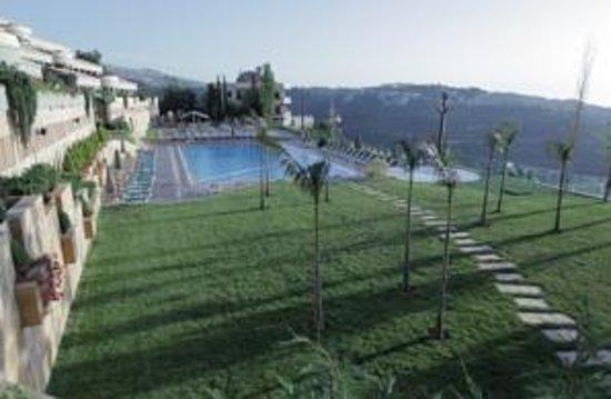 Monteverde Hotel: outdoor