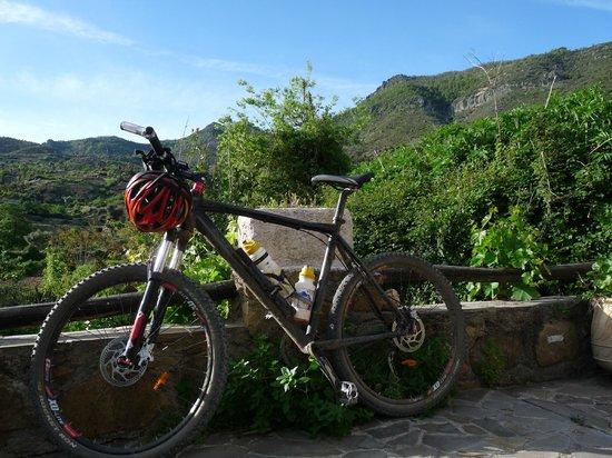 Casa Rural Dar Khizana: bici en khizana
