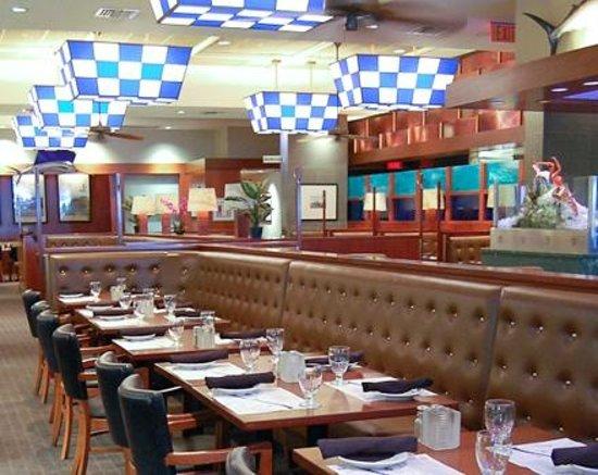 Short Hills Mall Seafood Restaurant