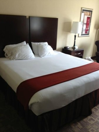 Holiday Inn Express Hotel & Suites Lexington Northeast: Room