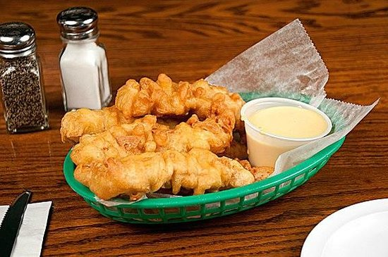 Village Tavern & Grill: Our world famous Chicken Fingers