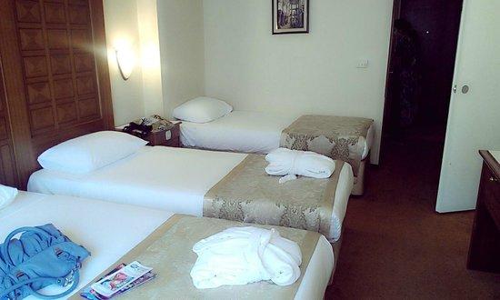 Yigitalp Hotel: rooms