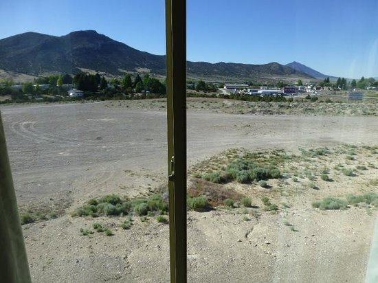 La Quinta Inn & Suites Ely: Room view from the 3rd floor