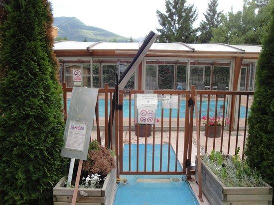 Hotel Le Lac: Pool