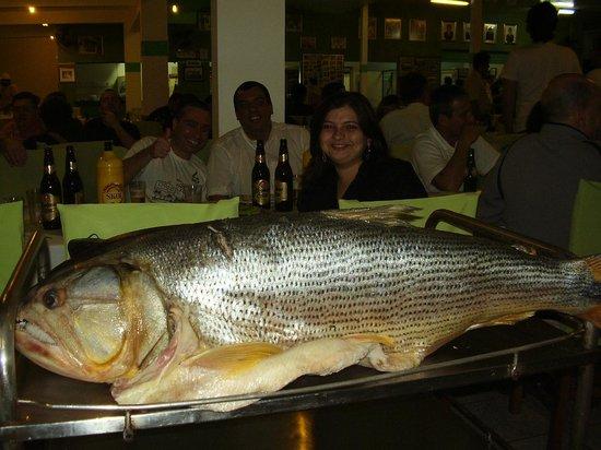 Restaurante Clube Maringa: Peixinhos..