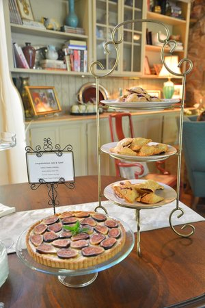 Union Hill Inn: Brunch treats