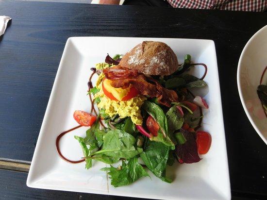 The Mokka Cafe: Club Sandwich