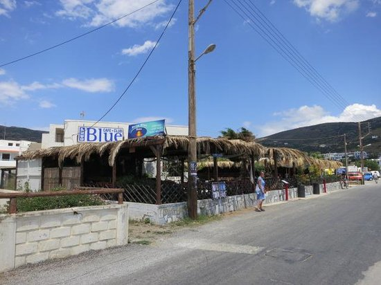 Deep Blue Cafe and Bistro: The Deep Blue