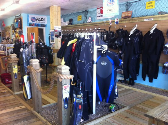 Ocean Impact Dive Shop