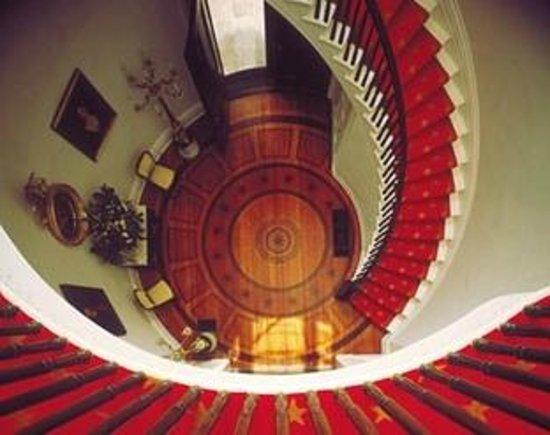 Pinewood, Carolina del Sur: Staircase