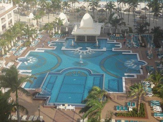 Hotel Riu Palace Aruba: Riu pool