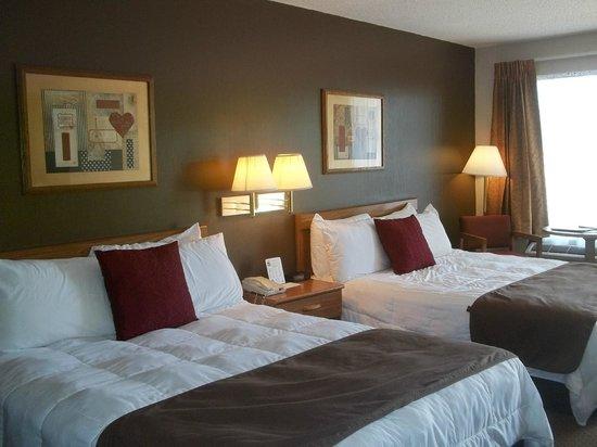 Lodge at the Falls: QQ room