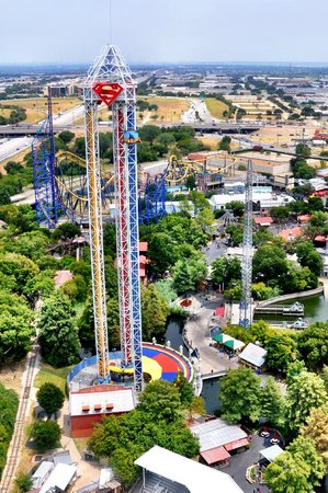 Six Flags Over Texas Arlington 2018 All You Need To