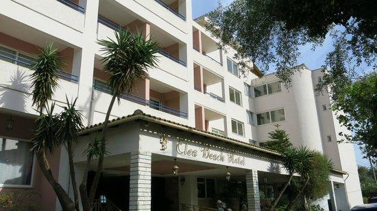 Elea Beach Hotel : Hotel Elea Beach