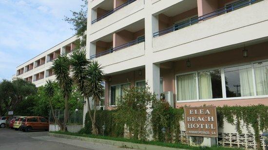 Elea Beach Hotel: Hotel Elea Beach