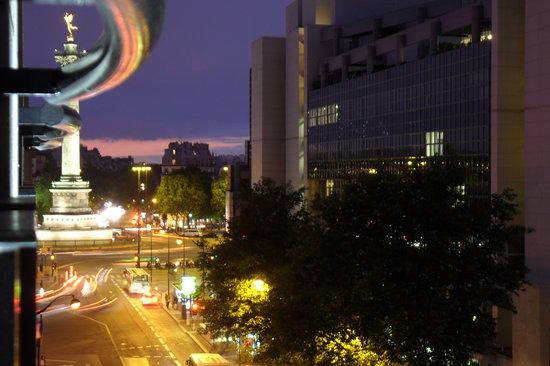 هوتل باريس باسيتيله: View from room