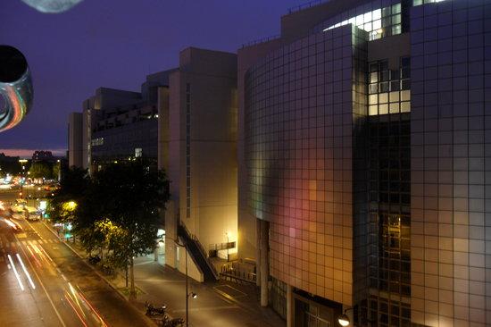 โฮเต็ล ปารีส บาสทิลเล: View from room