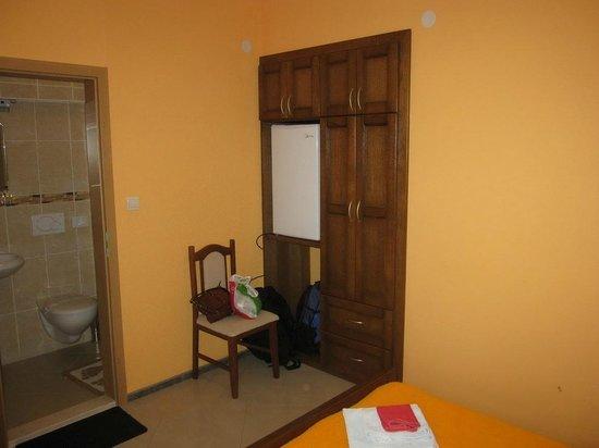 Garni Hotel Bokeska Noc: The room