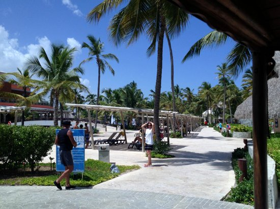 Barcelo Bavaro Palace: resort