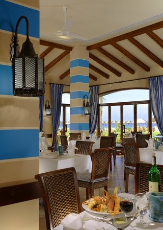Morgana - Mediterranean Cusine –Almaza Bay