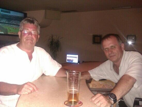 Creta, Grecia: Phil & George