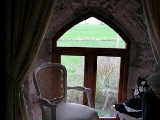 The Old Kirk: Window from the bedroom