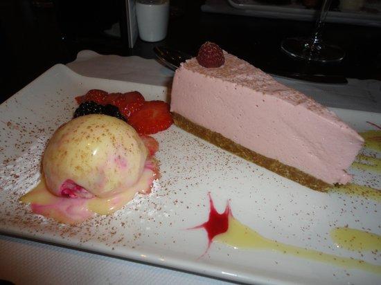 Hotel Kylestrome Bar & Grill : Fab food