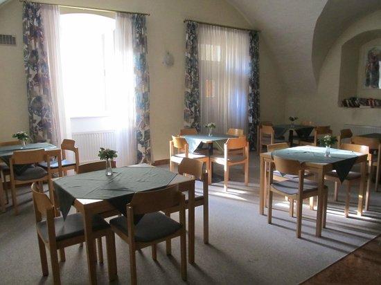 Institut St Sebastian: Common room