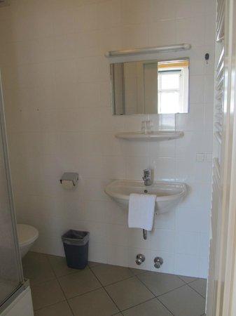 Institut St Sebastian: Large bathroom