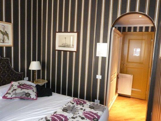 Room Mate Isabella: Habitación deluxe