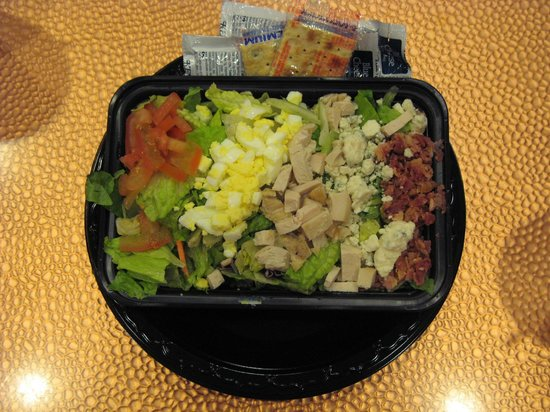 Top of Binion's Steakhouse: Cobb Salad