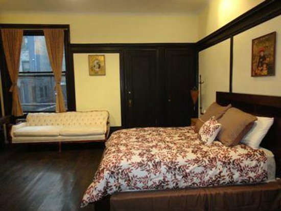 Sugar Hill Suites: bedroom