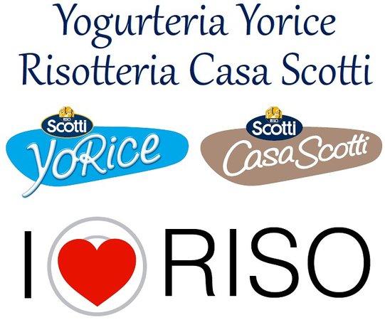 Yogurteria Yorice - Risotteria Casa Scotti: I love Riso