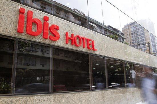 Ibis Rio de Janeiro Botafogo Hotel: Letreiro externo Hotel