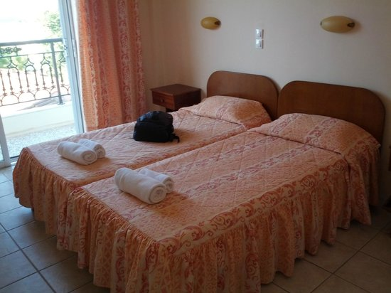 Anetis Hotel: double beds