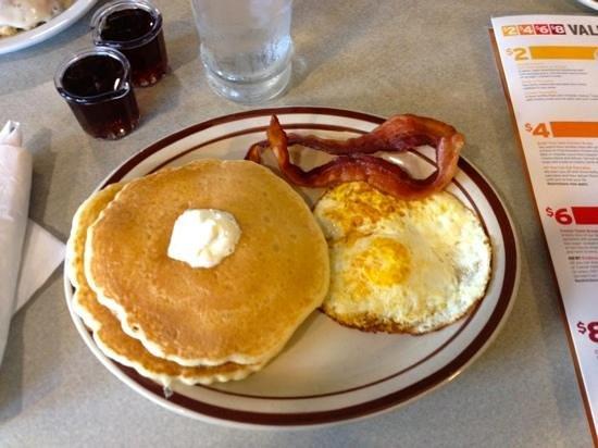 Denny's : $4 Dollar Value Breakfast