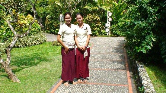 Mercure Resort Sanur: Hotesses