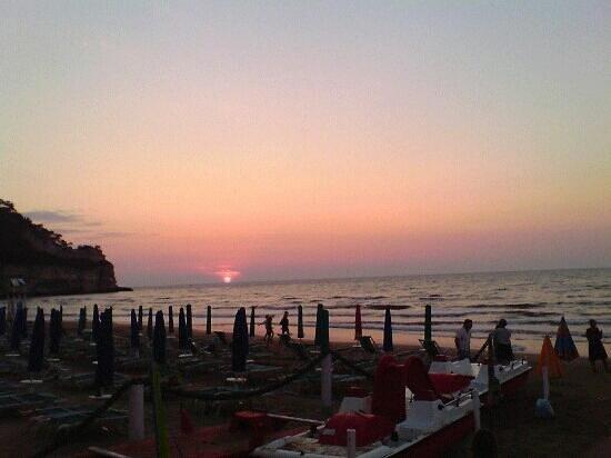 Village Ialillo: tramonto al Villaggioialillo
