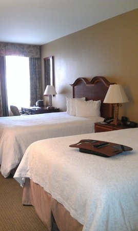 Hampton Inn Charleston - Historic District: Good Night's Sleep