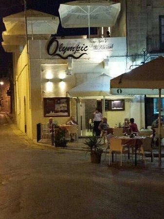 Olympic Wine Bar & Restaurant
