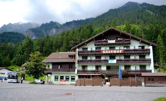 Gasthof Spullersee Wald am Arlberg: Gasthof Spullersee