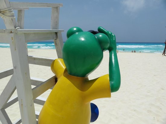Park Royal Cancun: Playita