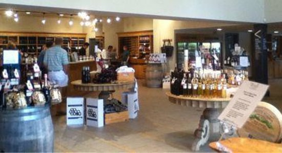 Trius Winery: shop