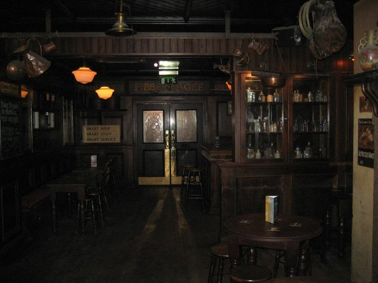 Fibber Magees: Connecting Doors