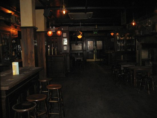 Fibber Magees: View of Bar from Door
