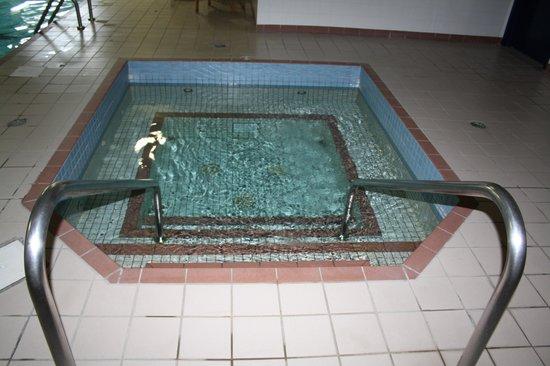 Prestige Lakeside Resort: hot tub