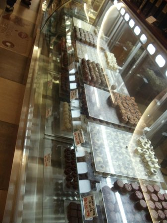 Museu do Chocolate: loja