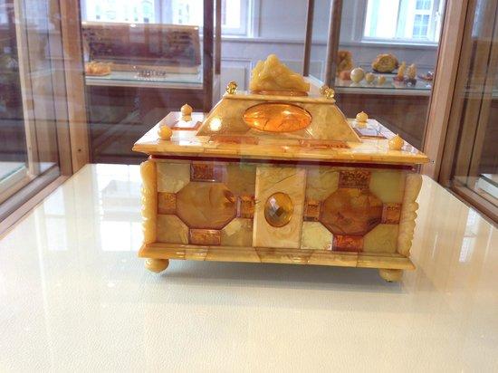 My pics in Copenhagen Amber Museum by (LN)