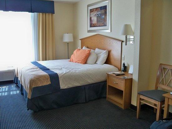 Wingate by Wyndham Spokane Airport: King Size room
