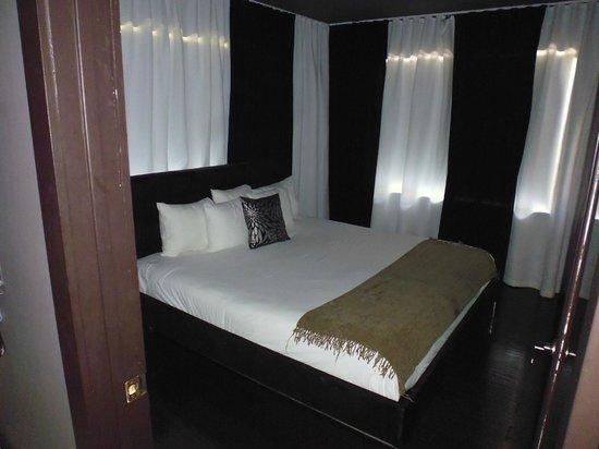 Metropole Apartments: Schlafbereich
